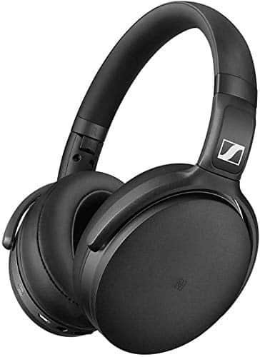Sennheiser HD 4.50 Special Edition kabelloser Over-Ear-Kopfhörer mit Noise-Cancelling, mattschwarz