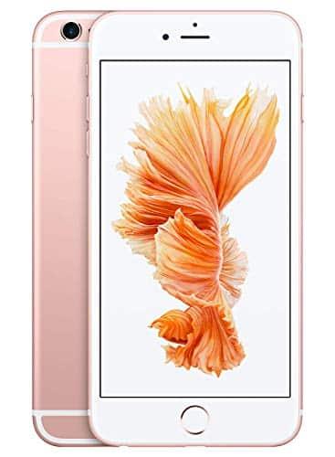 Apple iPhone 6s Plus (128 GB) - Roségold