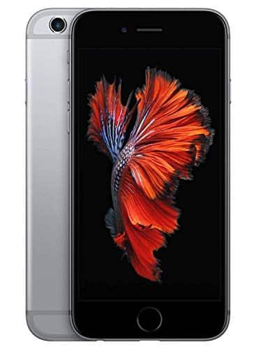 Apple iPhone 6s (128 GB) - Space Grau