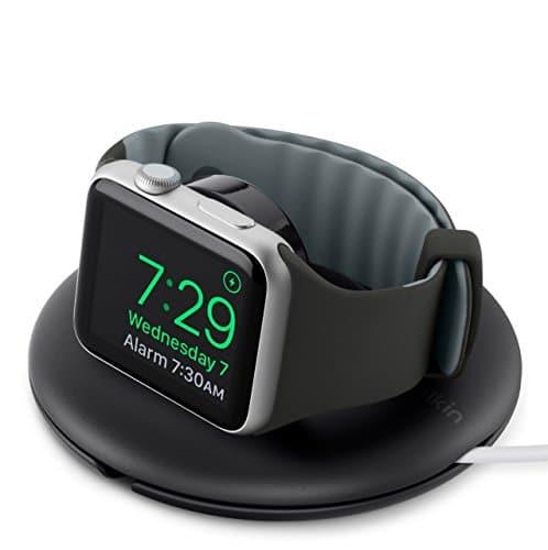 Belkin Reise-Ladedock/Ladegerät (Ladekabel wird separat verkauft, geeignet für die Apple Watch Series 4, 3, 2, 1)