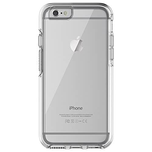OtterBox Symmetry Clear sturzsichere Schutzhülle für Apple iPhone 6/6s Clear Crystal