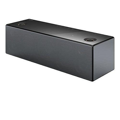 Sony SRS-X99 Wireless Multi-room Lautsprecher (AUX-Eingang, 154 Watt Leistung, High Resolution, USB, NFC, Bluetooth, WiFi, DLNA)