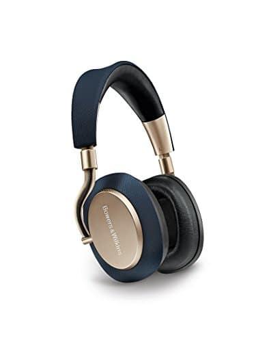 Bowers & Wilkins PX Wireless-Kopfhörer mit Geräuschunterdrückung (Noise-Cancelling), Soft Gold