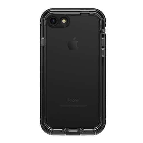 LifeProof Nüüd wasserdichte Schutzhülle für Apple iPhone 7 Schwarz