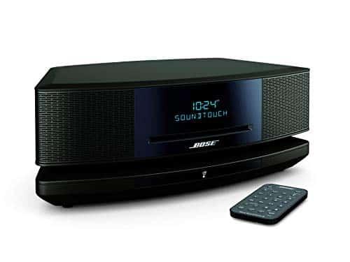 Bose Wave Music System+ Pedestal Schwarz