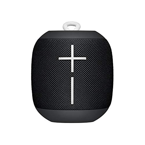 Ultimate Ears WonderBoom Bluetooth Lautsprecher, schwarz