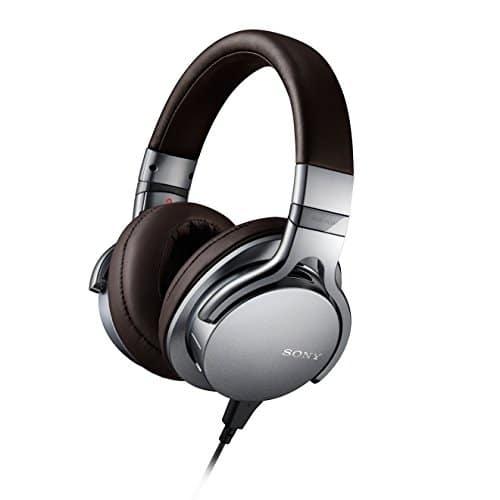 Sony MDR-1ADACS High Resolution Kopfhörer mit S-Master HX Digitalverstärker silber