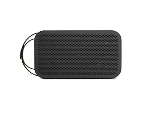B&O PLAY von Bang & Olufsen Beoplay A2 Active tragbarer Bluetooth-Lautsprecher, Stone Grey