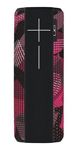 Ultimate Ears Megaboom Bluetooth Lautsprecher (Wasserdichter 360°-Sound) Twilight Magenta