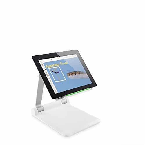 Belkin Portable Tablet Stage mobiles interaktives Whiteboard, Dokumentenkamera (geeignet für Tablets von 7 Zoll bis 11 Zoll, inkl. Stage App)