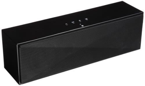AmazonBasics Tragbarer Bluetooth-Lautsprecher, groß