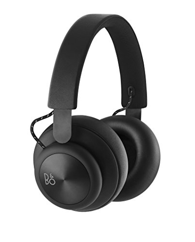 B&O PLAY by Bang & Olufsen Beoplay H4 Kabelloser Over-Ear Kopfhörer, schwarz