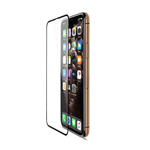 Artwizz CurvedDisplay Schutzglas designed für [iPhone 11 PRO / XS / X] - Displayschutz aus Panzerglas mit 100% Display-Abdeckung, 9H Härte
