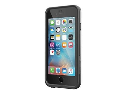 LifeProof Fré wasserdichte Schutzhülle für Apple iPhone 6 / 6s, Schwarz
