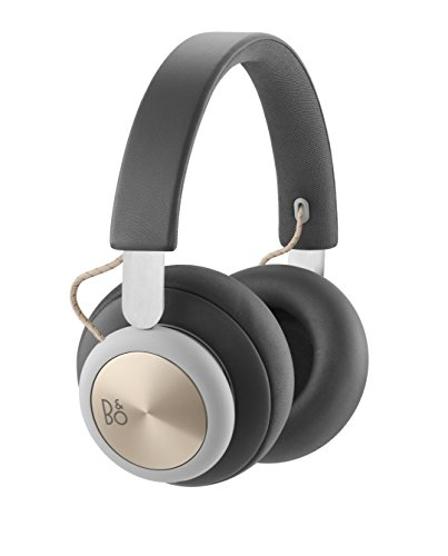B&O PLAY by Bang & Olufsen Beoplay H4 kabelloser Over-Ear Kopfhörer Charcoal Grey