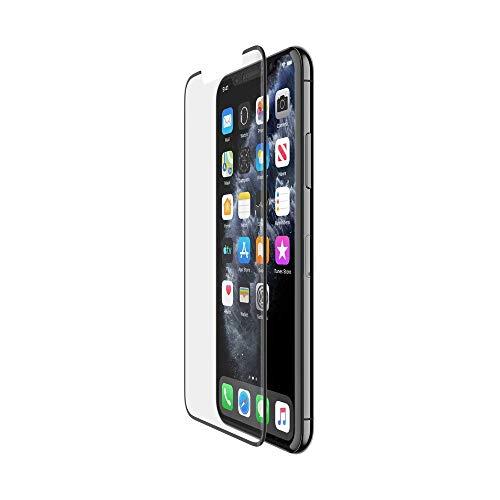 Belkin ScreenForce TemperedCurve Displayschutz für iPhone11Pro (Displayschutzfolie für iPhone11Pro, auch kompatibel mit iPhoneXS und iPhoneX)
