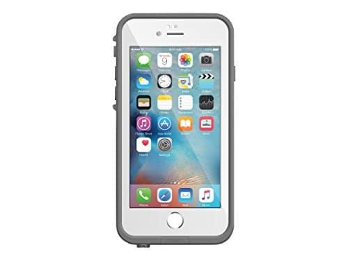 LifeProof Fré wasserdichte Schutzhülle für Apple iPhone 6 / 6s, weiß