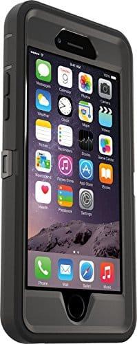 OtterBox Defender Schutzhülle (geeignet für Apple iPhone 6/6s) schwarz