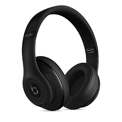 Beats Studio Wireless Over-Ear-Kopfhörer - Mattschwarz