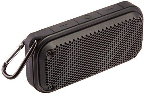 AmazonBasics - Bluetooth-Lautsprecher, kabellos, stoß- und wasserfest