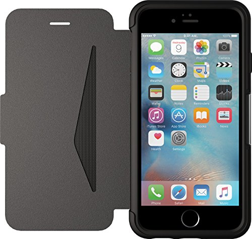 Otterbox Apple iPhone 6 / 6s Strada Folio-Hülle aus Lede, shadow