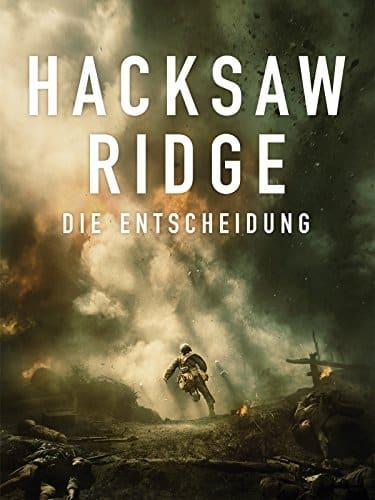 Hacksaw Ridge - Die Entscheidung [dt./OV]