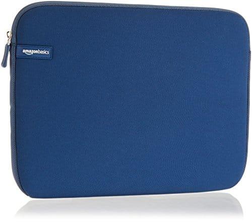 AmazonBasics Laptop-Schutzhülle,13,3 Zoll, Marine