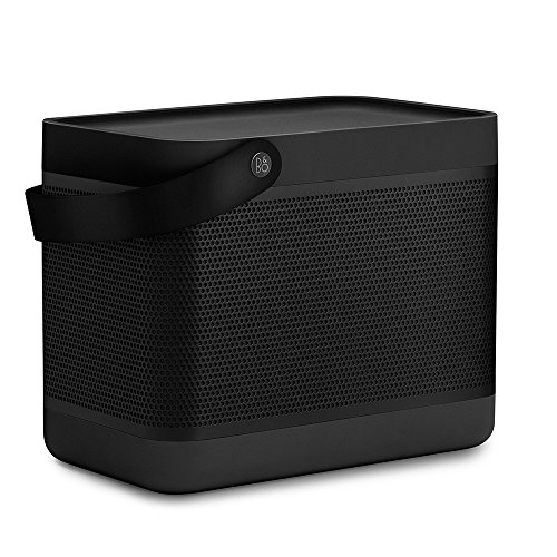 B&O Play von Bang & Olufsen Beolit 15 portabler Bluetooth Lautsprecher (24h Akku, 30 Watt) Schwarz
