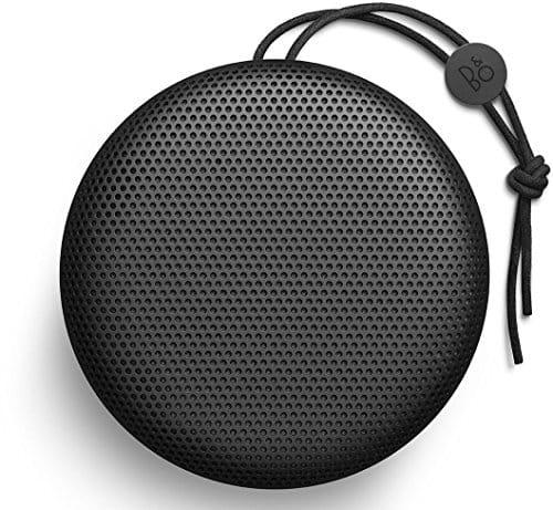 Bang & Olufsen 1297826 BeoPlay A1 Bluetooth Lautsprecher (Wetterfest) schwarz
