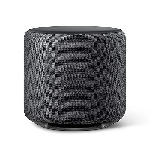 Echo Sub - leistungsstarker Subwoofer für Echo - erfordert ein kompatibles Echo-Gerät sowie einen kompatiblen Musik-Streamingdienst