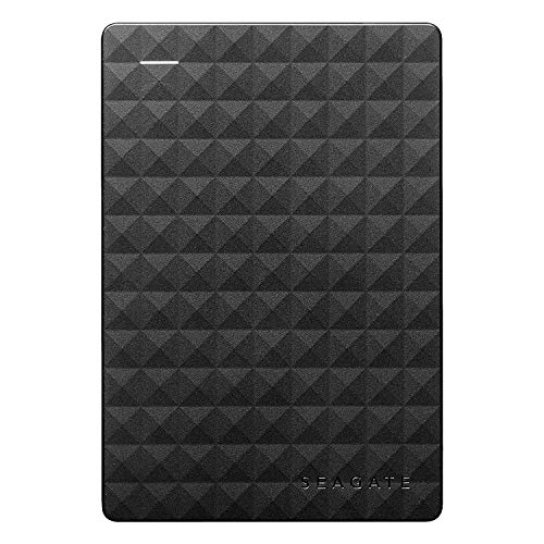 Seagate Expansion Portable, tragbare externe Festplatte, 5 TB, 2.5 Zoll, USB 3.0, PC, Xbox, PS4, ModelNr.: STEA5000402, 2019 Edition