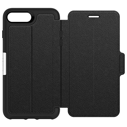 OtterBox Strada-Serie für iPhone 7 Plus / iPhone 8 Plus - Onyx Schwarz