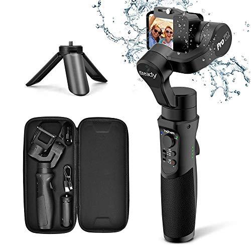 HOHEM iSteady Pro 2 Gimbal Stabilisator 3-Achsen für GoPro