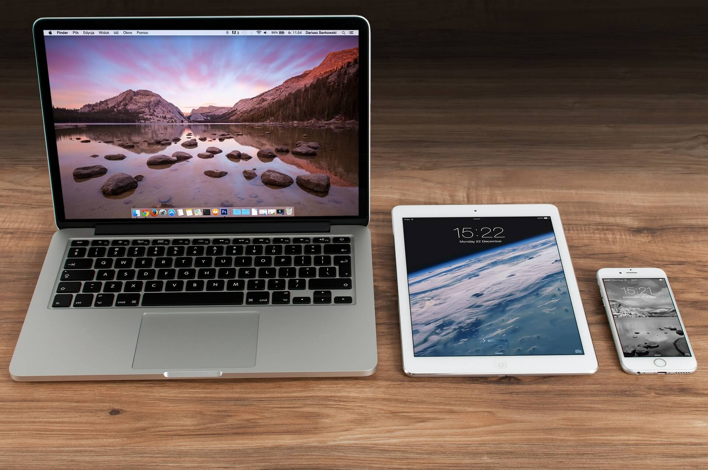wpid Photo 17.08.2013 0941 Apple überarbeitet iPad Apps im Business Werbeseite