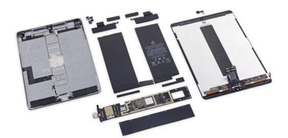 iPad Pro (2017) auseinandergenommen | iFixit