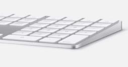Apple Magic Keyboard mit Ziffernblock thumb
