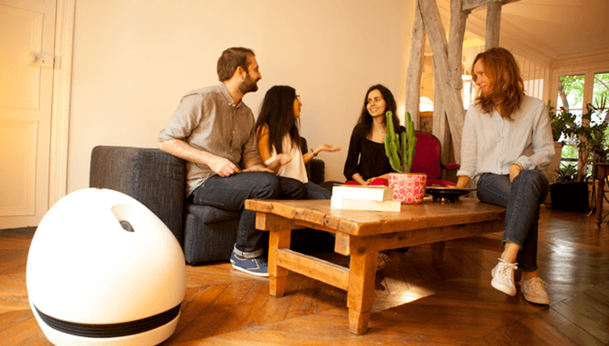 The Keeker – The World's First HomePod