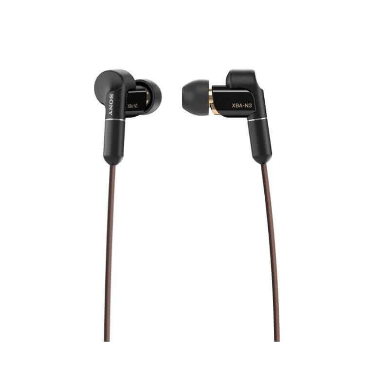 Sony XBA-N3AP Kopfhörer th