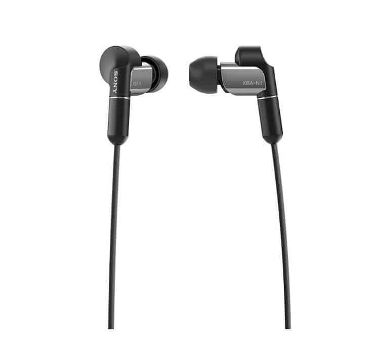 Sony XBA-N1AP Kopfhörer th