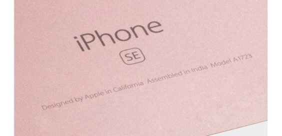 iPhone SE | IndiaExpress/9to5mac