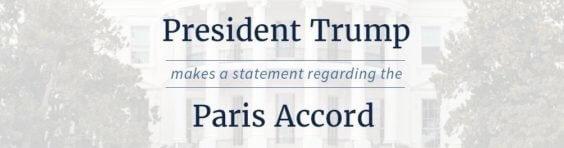Trump gegen Klimaabkommen