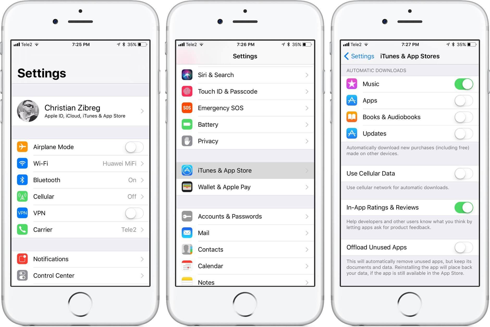 Iphone  Apps Deinstallieren