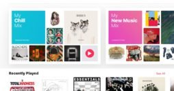 Apple Music My Chill Mix Playlist in iOS 11