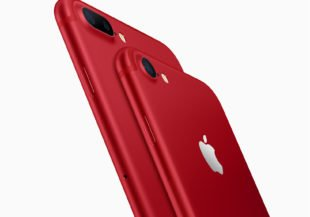iPhone 7 und iPhone 7 Plus in rot