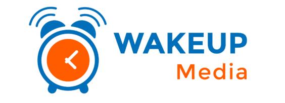 Logo der WakeUp Media GbR