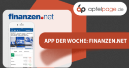 App der Woche finzen.net - Thumb