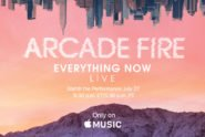 Apple Music Arcade Fire Exklusiv Konzert