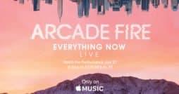 Apple Music Arcade Fire Exklusiv Konzert