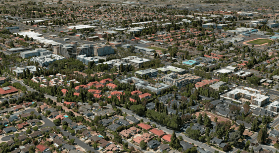 Cupertino in 3D | Screenshot