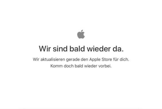 Apple Edu Store down